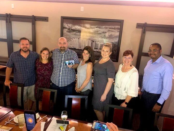 AAF Space Coast 2021-2022 Board of Directors